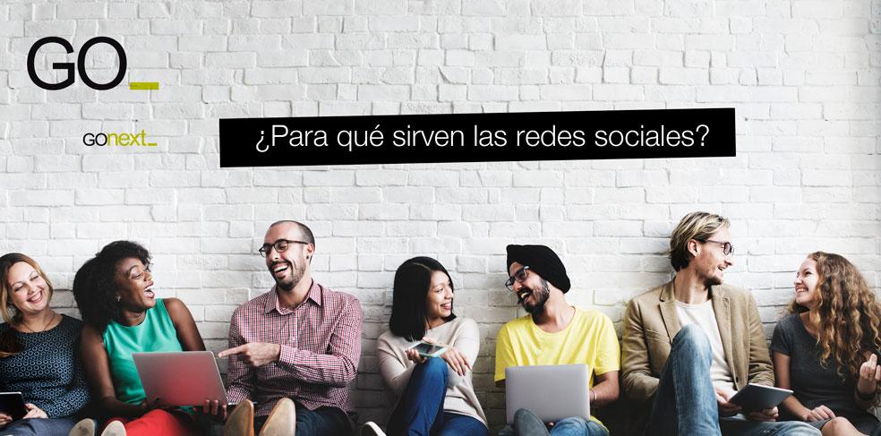 para que sirven las redes sociales
