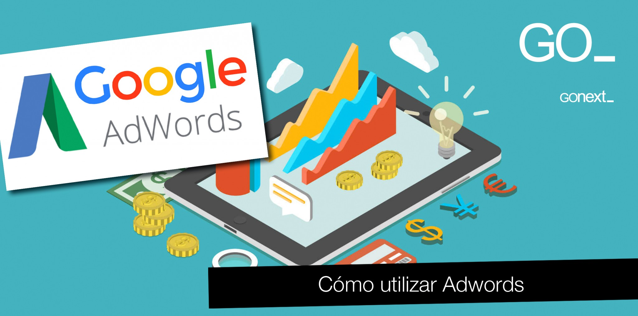 como utilizar adwords